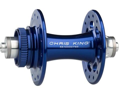 Chris King R45D Front Disc Hub (Navy) (28H)