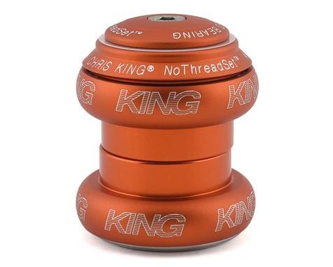"Chris King NoThreadSet Headset (Matte Mango) (1-1/8"") (EC34/28.6) (EC34/30)"