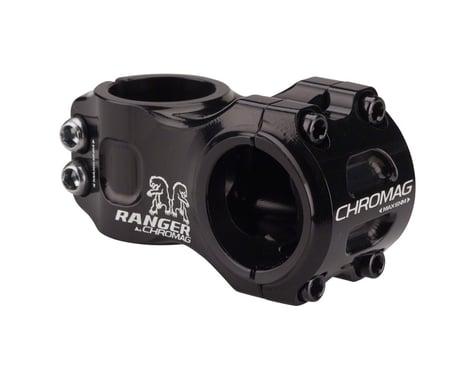 Chromag Ranger V2 Stem (Black) (31.8mm Clamp) (50mm) (0°)