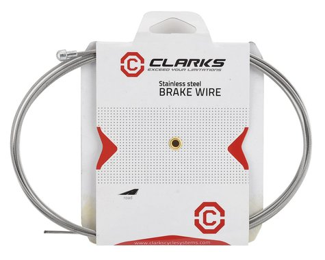 Clarks Road Brake Cable (Stainless) (1.5 x 2000mm) (1)