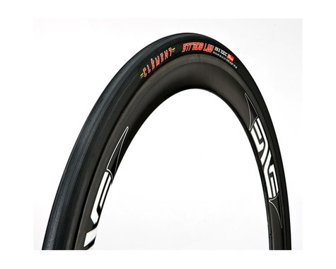Donnelly Sports Strada LGG Road Tire (Black With Tan Sidewalls) (700X25)