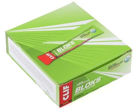 Clif Bar Shot Bloks Energy Chews (Salted Watermelon) (18 | 2.1oz Packets)