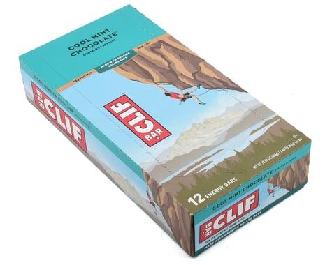 Clif Bar Original (Cool Mint Chocolate) (w/ Caffeine) (12 | 2.4oz Packets)