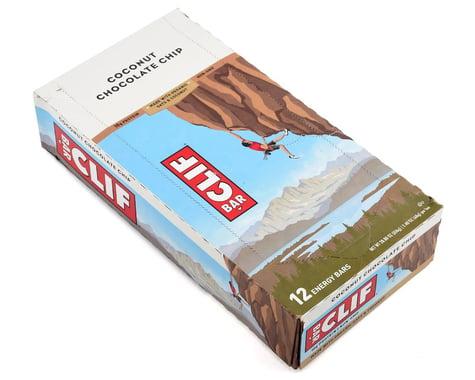 Clif Bar Original (Coconut Chocolate Chip) (12   2.4oz Packets)