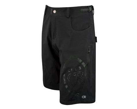 Club Ride Apparel Pipeline Shorts (Black)