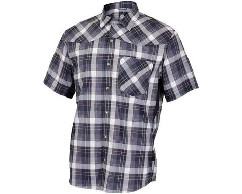 Club Ride Apparel New West Short Sleeve Shirt (Black) (S)