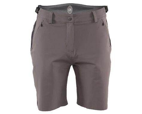 Club Ride Apparel Men's Bypass Short (Grey) (S)