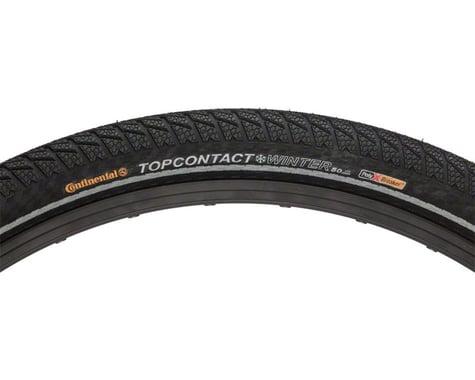 Continental Top Contact Winter II Premium Tire (Black) (700c) (37mm)