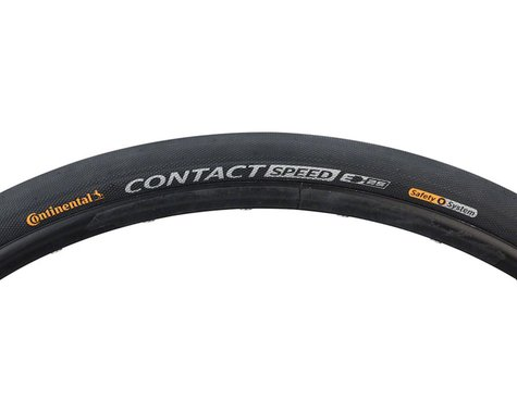 Continental Contact Speed Tire (Black) (700c) (28mm)