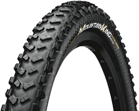 """Continental Mountain King ProTection Tubeless Tire (Black) (26"""") (2.3"""")"""