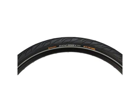 Continental Ride City Reflex Tire (Black) (700c) (37mm)