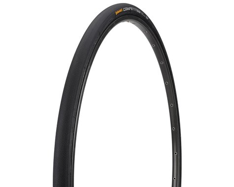 Continental Competition Tubular Road Tire (Black) (700c) (22mm)