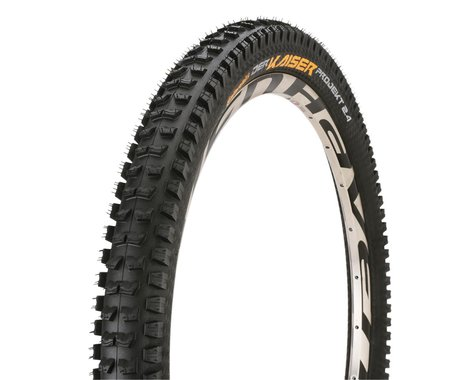 "Continental Der Kaiser Projekt ProTection Apex Tubeless Tire (Black) (26"") (2.4"")"