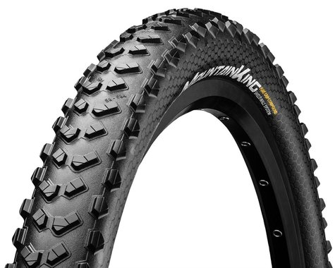 """Continental Mountain King Shieldwall System Tubeless Tire (Black) (29"""") (2.3"""")"""