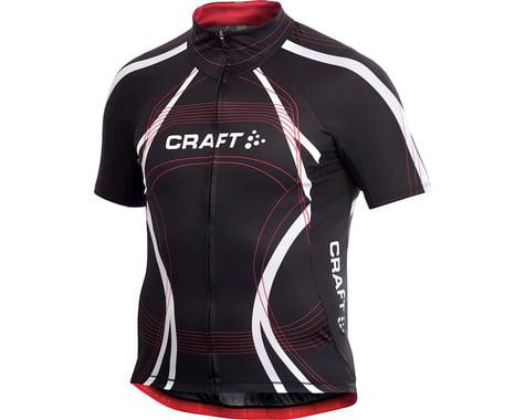 Craft Performance Bike Tour Short Sleeve Jersey (Black)