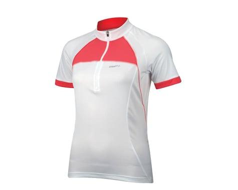 Craft Women's Active Bike Classic Short Sleeve Jersey (White)