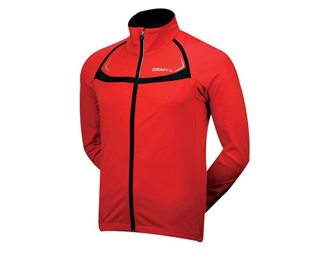 Craft Performance Bike Stretch Jacket (Red)