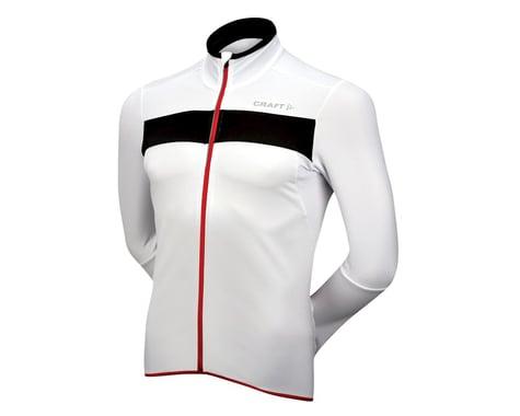 Craft Performance Bike Light Thermal Long Sleeve Jersey (White)