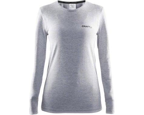 Craft Women's Active Comfort Long Sleeve Top: Black SM