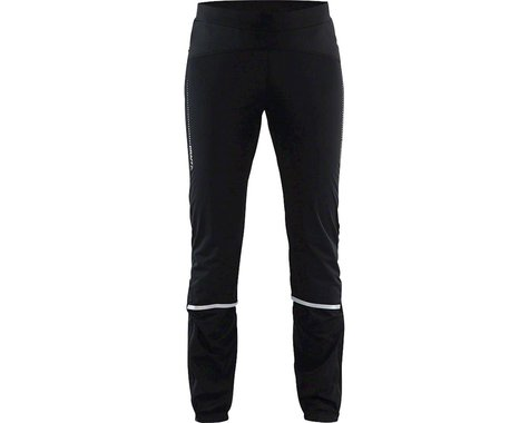 Craft Essential Women's Winter Pants: Black SM