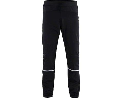 Craft Essential Men's Winter Pants (Black)
