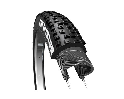 CST Ouster EPS TLR Tire (Dual Compound) (Foldable) (Black)