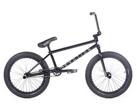 """Cult 2020 Devotion BMX Bike (21"""" TT) (Black)"""