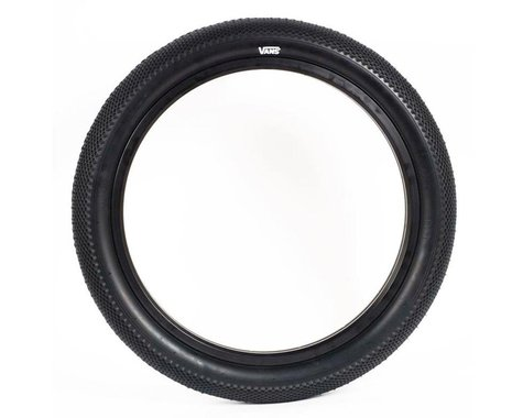 "Cult Vans Tire (Black) (Folding) (20"") (2.1"")"