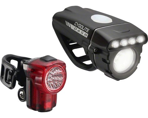 Cygolite Dash 460 Headlight & Hotshot Micro 30 Taillight  Set