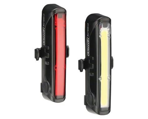 Cygolite Hotrod 110/50 Headlight & Tail Light Set (Black)