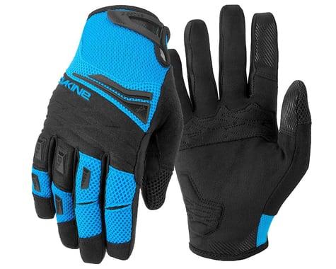 Dakine Cross-X Bike Gloves (Cyan) (XL)