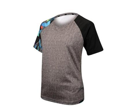 Dakine Women's Dropout Short Sleeve Jersey (Black/White)