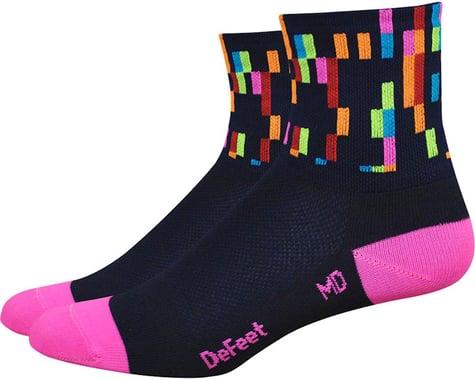 """DeFeet Women's Aireator 3"""" Sock (Pixel)"""