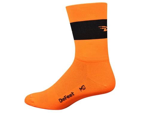 DeFeet Aireator Team DeFeet Sock (Hi-Vis Orange)