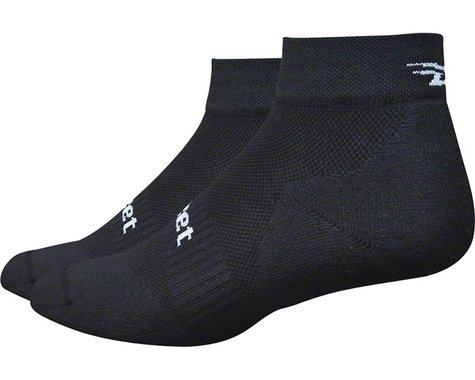 DeFeet D-Evo Sock (Black)