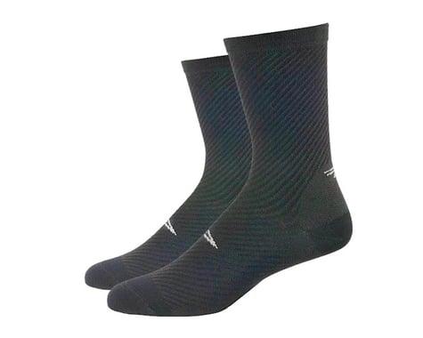 DeFeet Evo Carbon Socks (Black) (M)