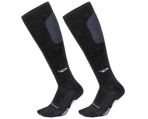 DeFeet Woolie Boolie Knee Hi Sock (Charcoal) (S)