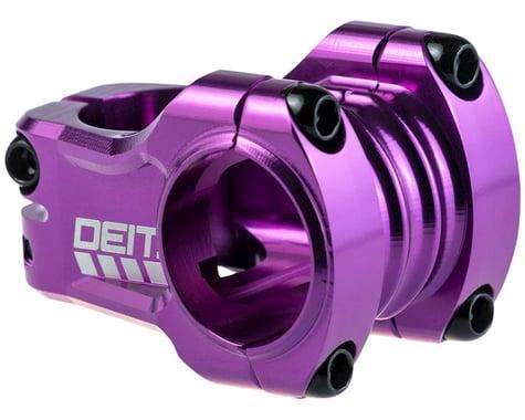 Deity Copperhead Stem (Purple) (31.8mm) (35mm) (0°)