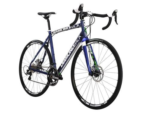 Diamondback Century Sport Disc Road Bike - 2015 (Blue)
