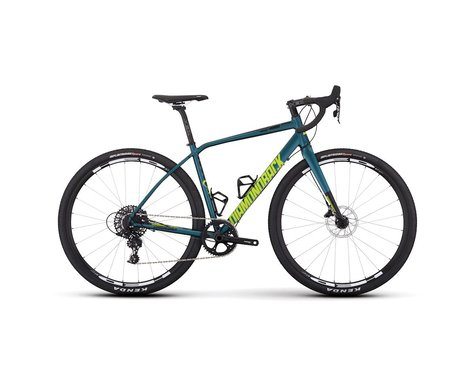 Diamondback Haanjenn Comp Women's Gravel Bike -- 2017 (Blue) (56)
