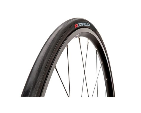 Donnelly Sports Strada LGG Road Tire (Black) (700c) (25mm)