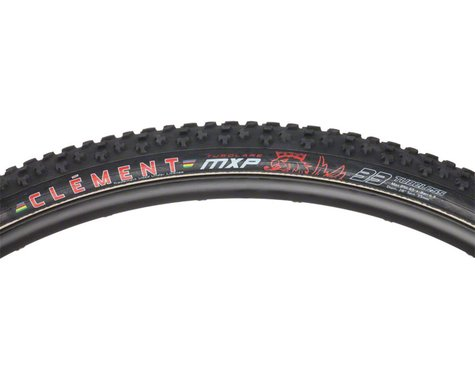 Donnelly Sports MXP Tubular Tubeless Tire (Black)