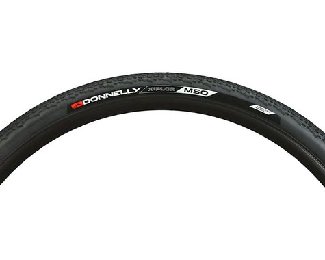 Donnelly Sports X'Plor MSO Tubeless Tire (Black) (700c) (50mm)