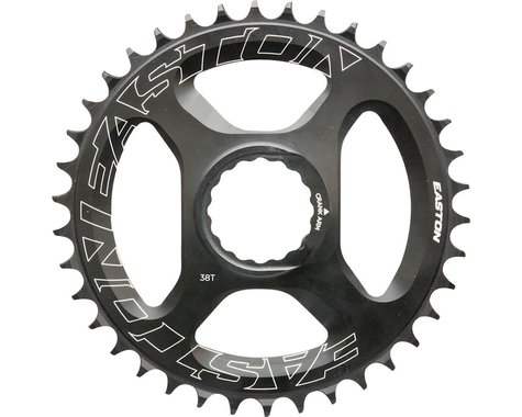 Easton Direct Mount Chainring (Black) (3mm Offset (Boost)) (38T)