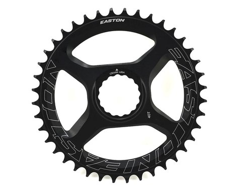 Easton Direct Mount Chainring (Black) (3mm Offset (Boost)) (40T)