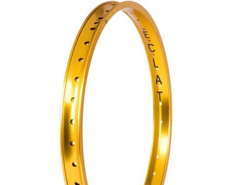 """Eclat Mercury V2 Rim - 20"""", Disc, Gold, 36H, Clincher"""