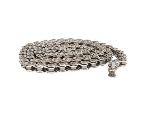 Eclat Stroke Half Link Chain (Silver) (Single Speed)