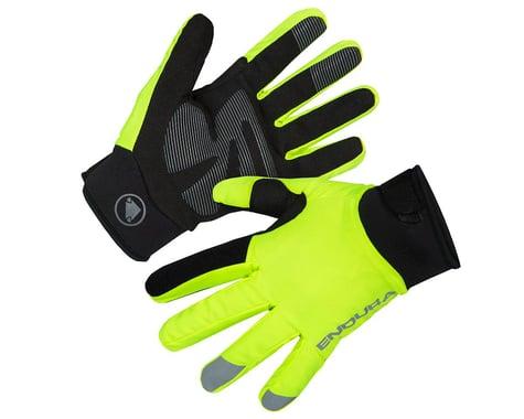 Endura Strike Gloves (Hi-Viz Yellow) (S)