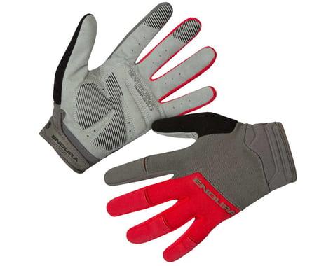 Endura Hummvee Plus Glove II (Red) (S)