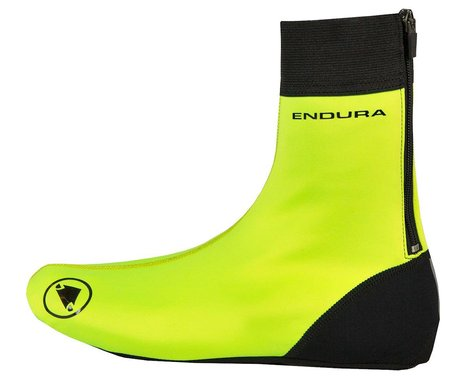 Endura Windchill Overshoe (Hi-Viz Yellow) (L)
